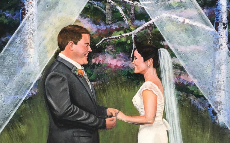 Jamie & MIles Wedding